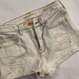 Cut off Jean short